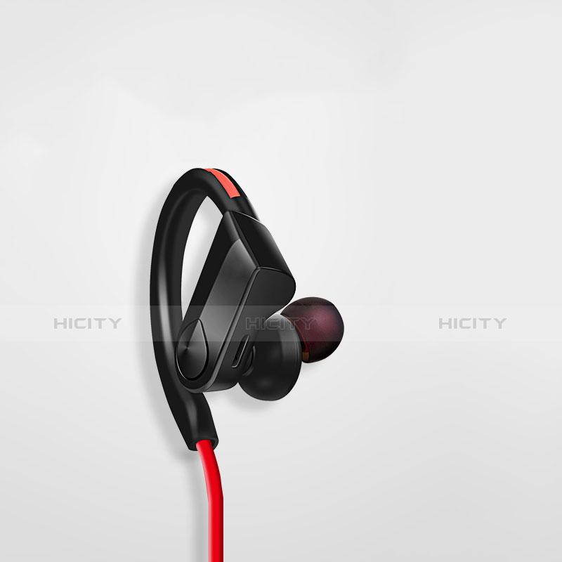 Ecouteur Casque Sport Bluetooth Stereo Intra-auriculaire Sans fil Oreillette H53 Noir Plus
