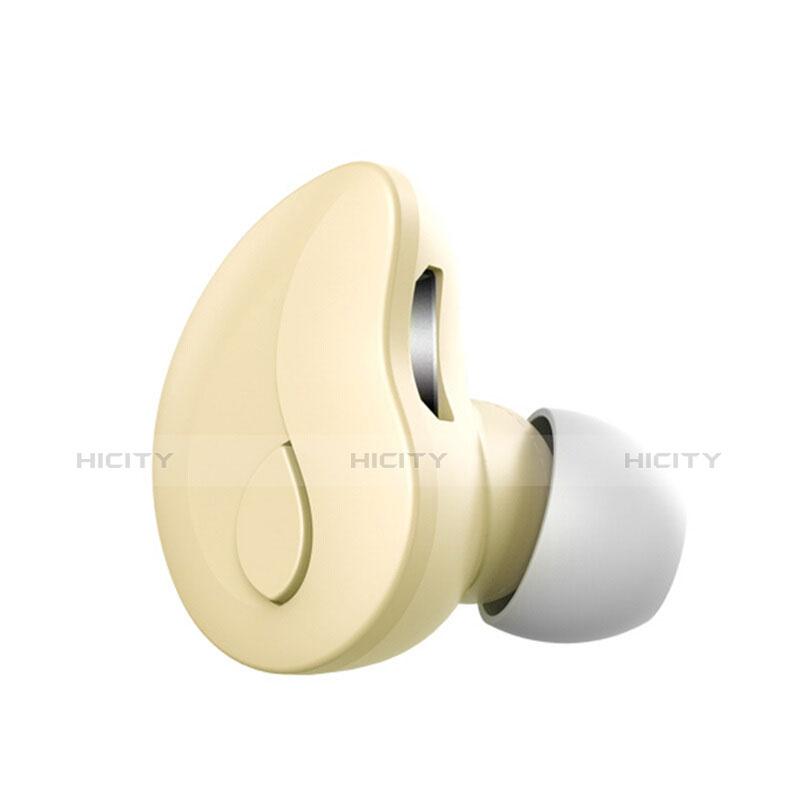 Ecouteur Sport Bluetooth Stereo Casque Intra-auriculaire Sans fil Oreillette H54 Or Plus