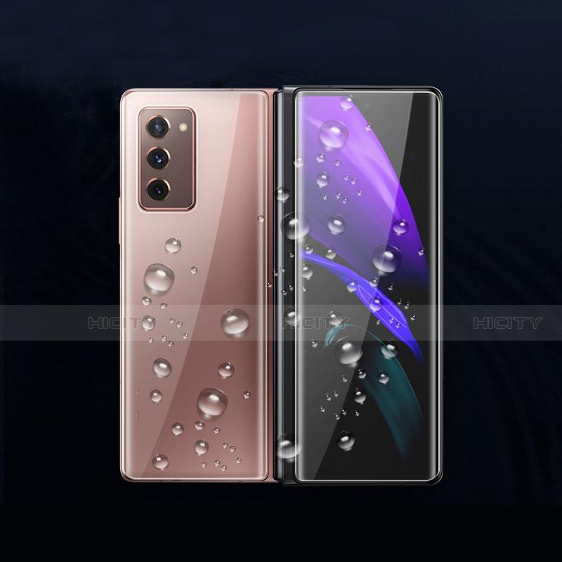 Film Protecteur Arriere B02 pour Samsung Galaxy Z Fold2 5G Clair Plus