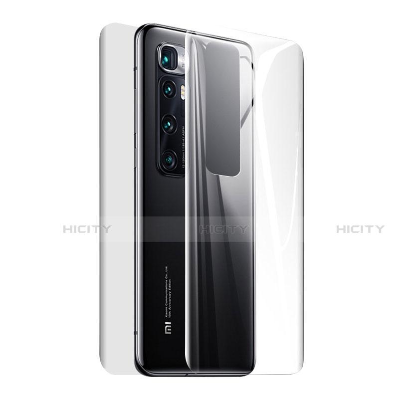 Film Protecteur d'Ecran Avant et Arriere pour Xiaomi Mi 10 Ultra Clair Plus