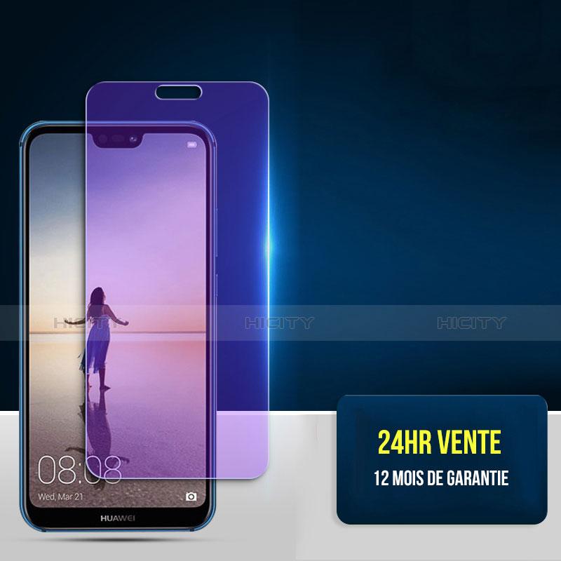 Film Protecteur d'Ecran Verre Trempe Anti-Lumiere Bleue pour Huawei P20 Lite Clair Plus