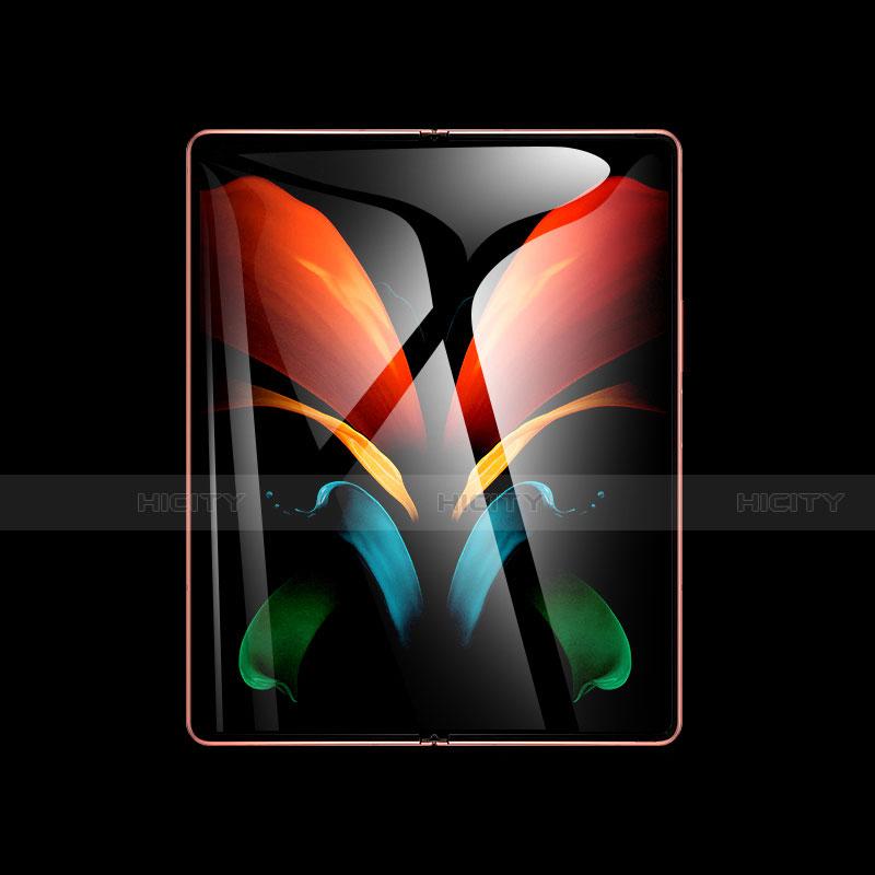 Film Protection Protecteur d'Ecran Integrale pour Samsung Galaxy Z Fold2 5G Clair Plus