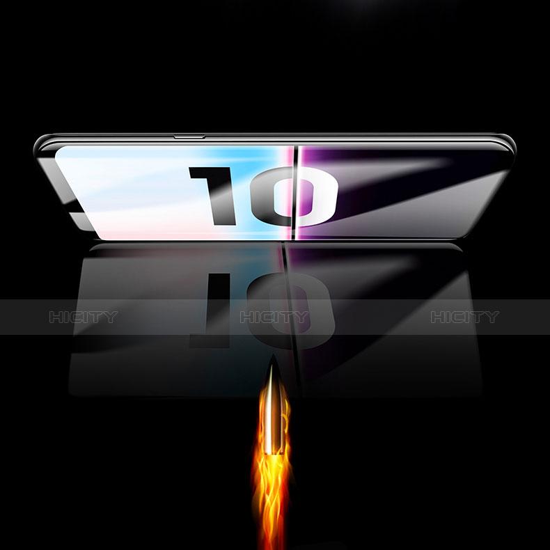 Film Protection Protecteur d'Ecran Verre Trempe Integrale pour Samsung Galaxy S10 Plus Noir Plus