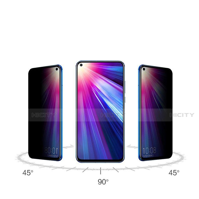 Film Protection Protecteur d'Ecran Verre Trempe Privacy pour Huawei Honor 20 Pro Noir Plus