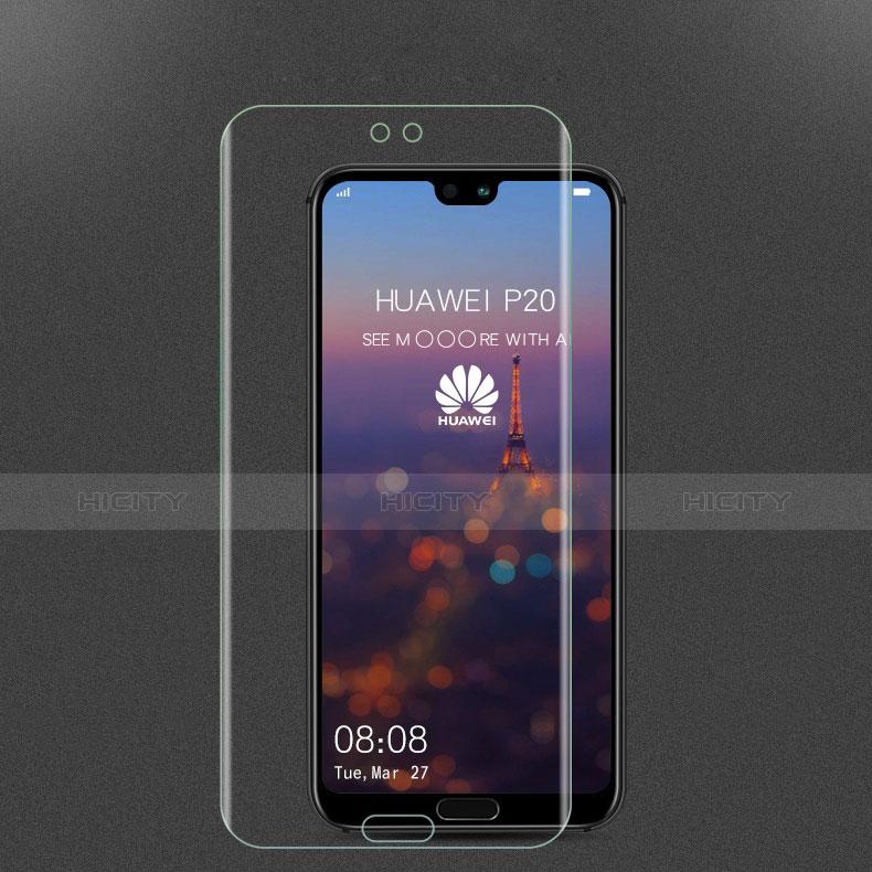 Film Verre Trempe Protecteur d'Ecran pour Huawei P20 Clair Plus