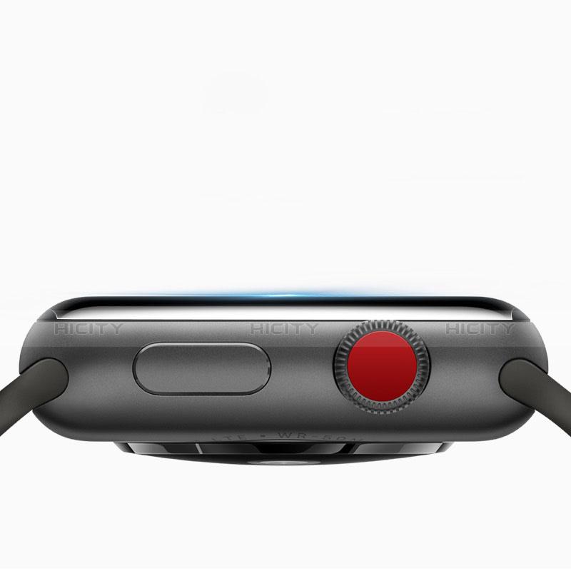 Film Verre Trempe Protecteur d'Ecran T01 pour Apple iWatch 38mm Clair Plus