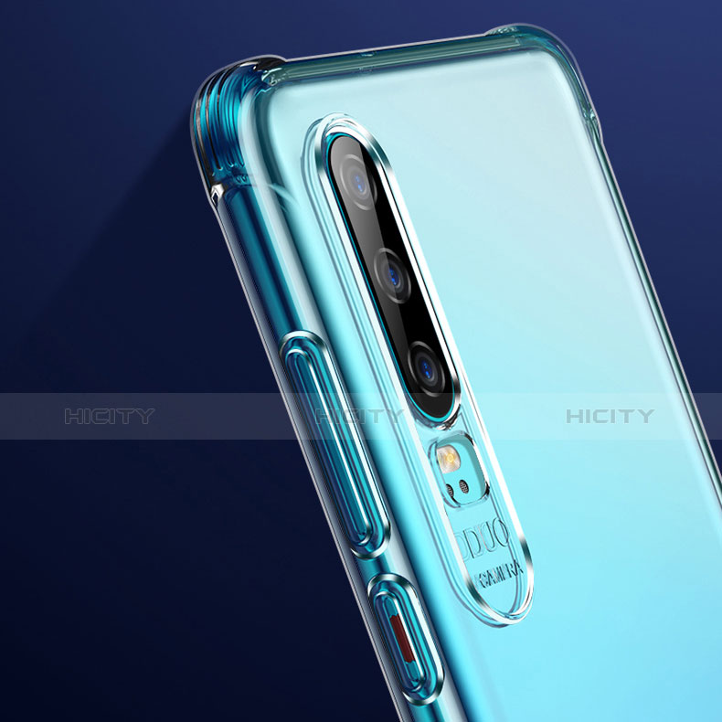 Housse Ultra Fine TPU Souple Transparente T05 pour Huawei P30 Clair Plus