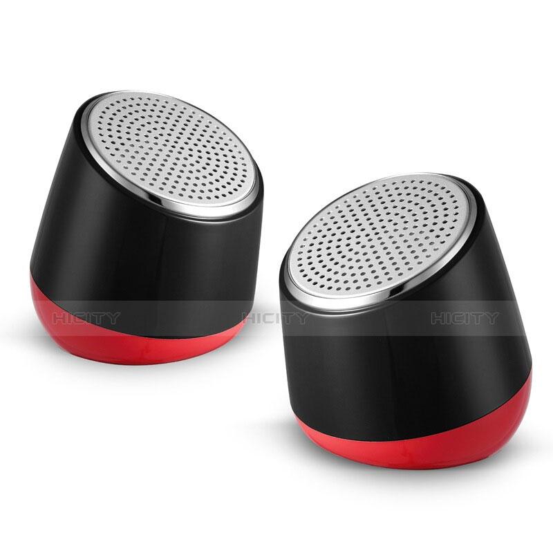 Mini Haut-Parleur Enceinte Portable Haut Parleur S02 Noir Plus
