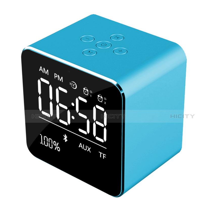 Mini Haut Parleur Enceinte Portable Sans Fil Bluetooth Haut-Parleur K08 Bleu Plus