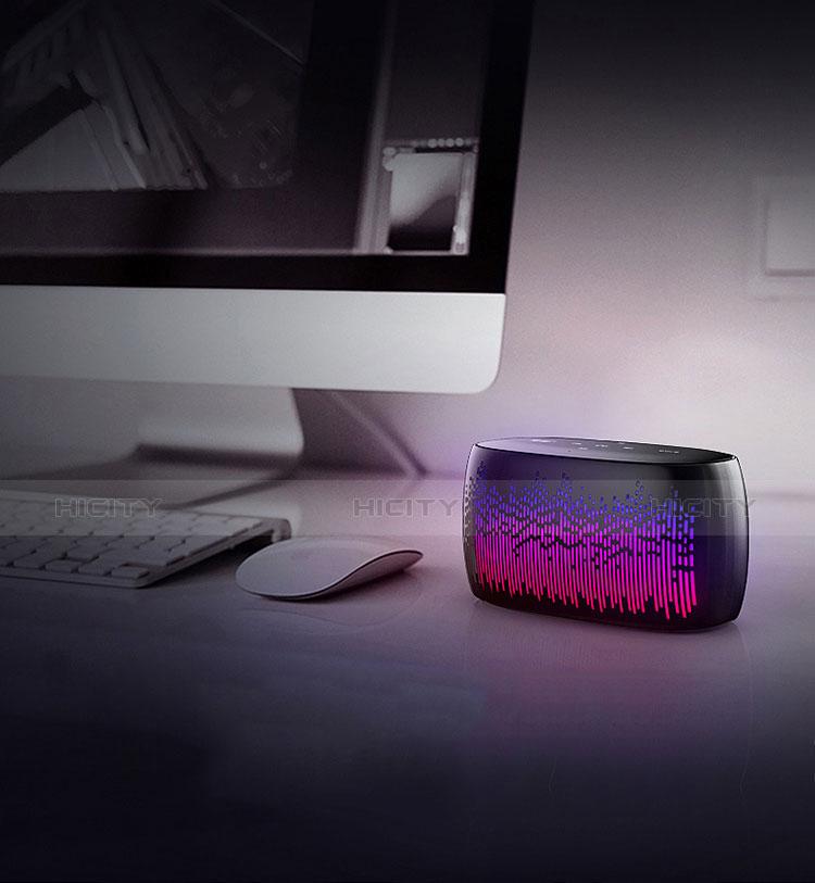 Mini Haut Parleur Enceinte Portable Sans Fil Bluetooth Haut-Parleur S06 Noir Plus