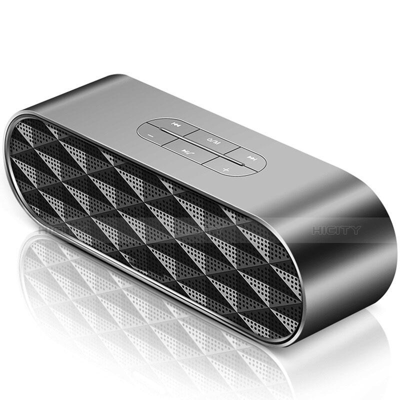 Mini Haut Parleur Enceinte Portable Sans Fil Bluetooth Haut-Parleur S08 Noir Plus