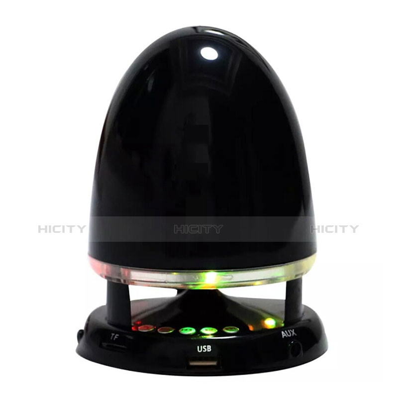 Mini Haut Parleur Enceinte Portable Sans Fil Bluetooth Haut-Parleur S23 Noir Plus