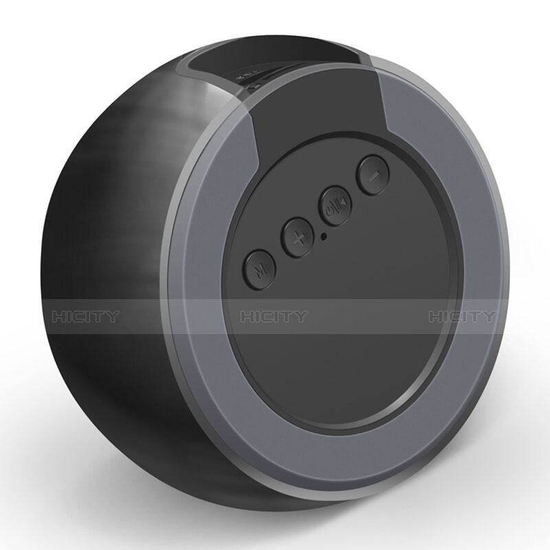 Mini Haut Parleur Enceinte Portable Sans Fil Bluetooth Haut-Parleur S25 Noir Plus