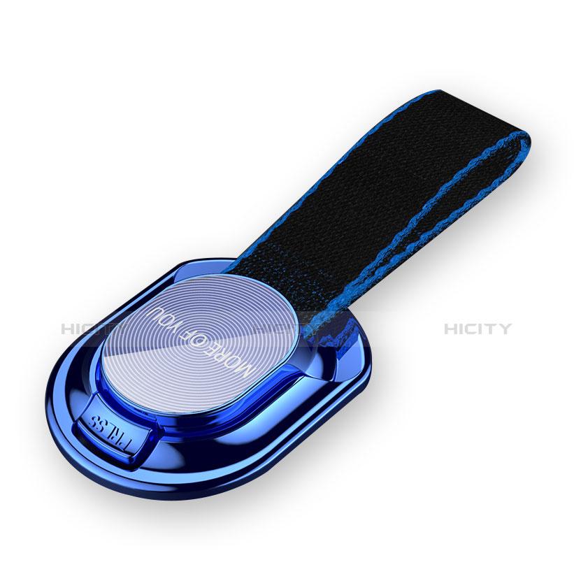 Support Bague Anneau Support Telephone Universel R11 Bleu Plus
