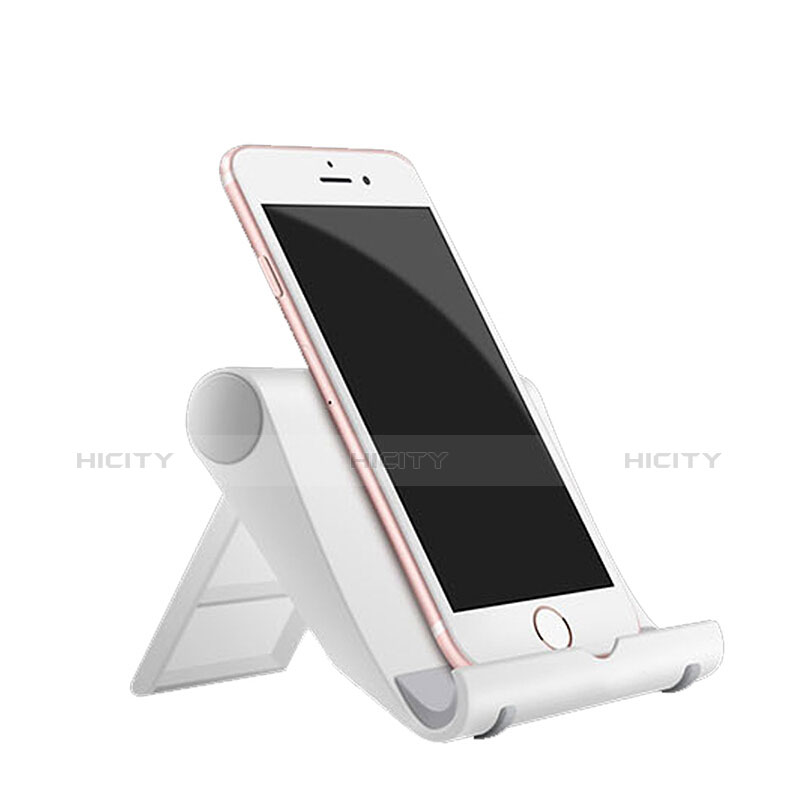 Support de Bureau Support Smartphone Universel Blanc Plus