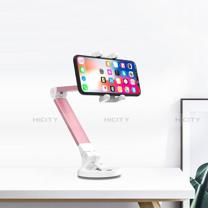 Support de Bureau Support Smartphone Universel K33 Rose Plus