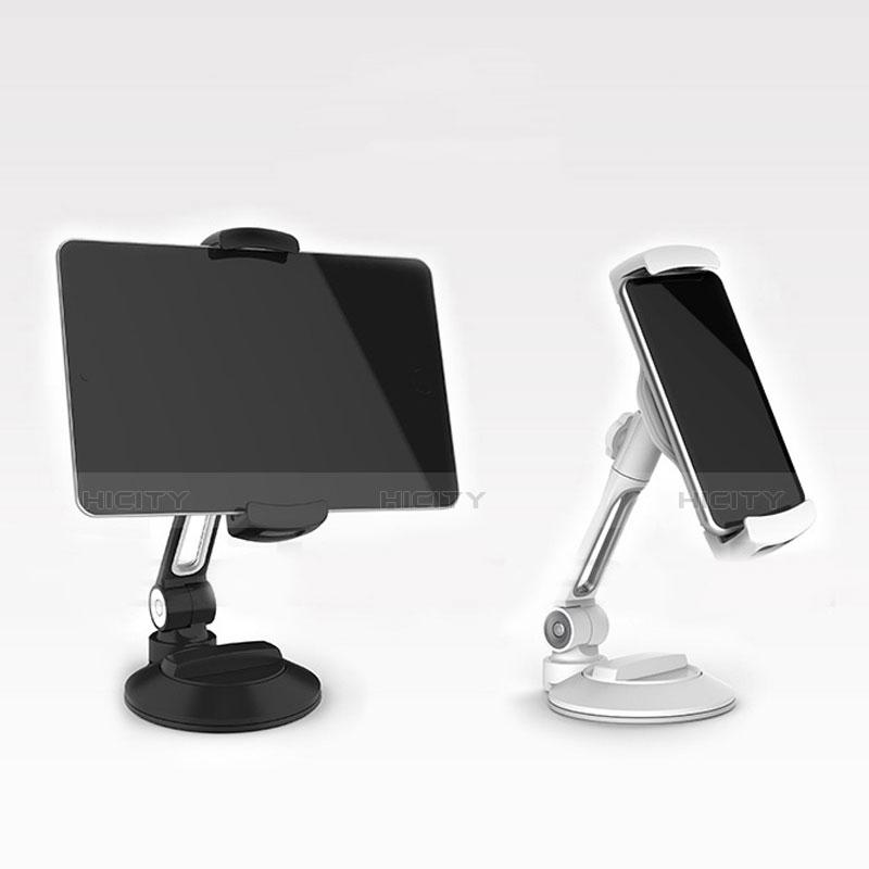 Support de Bureau Support Tablette Flexible Universel Pliable Rotatif 360 H05 pour Apple New iPad 9.7 (2018) Plus