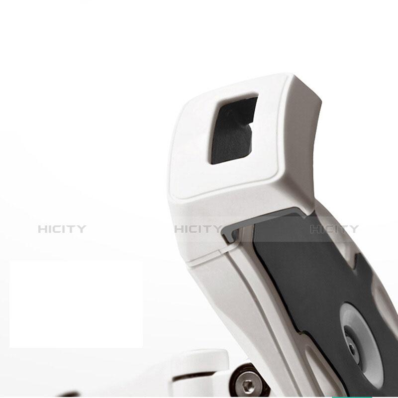 Support de Bureau Support Tablette Flexible Universel Pliable Rotatif 360 H07 pour Apple iPad Mini 3 Blanc Plus