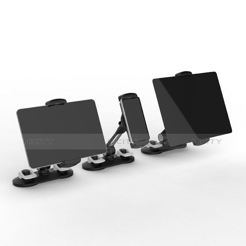 Support de Bureau Support Tablette Flexible Universel Pliable Rotatif 360 H11 pour Apple iPad Pro 12.9 (2020) Noir Plus