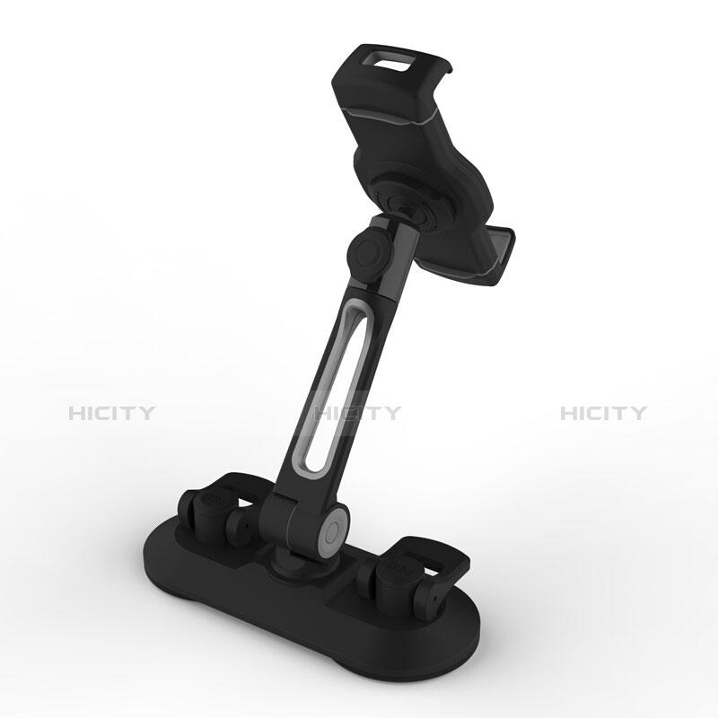Support de Bureau Support Tablette Flexible Universel Pliable Rotatif 360 H11 pour Apple New iPad Air 10.9 (2020) Noir Plus