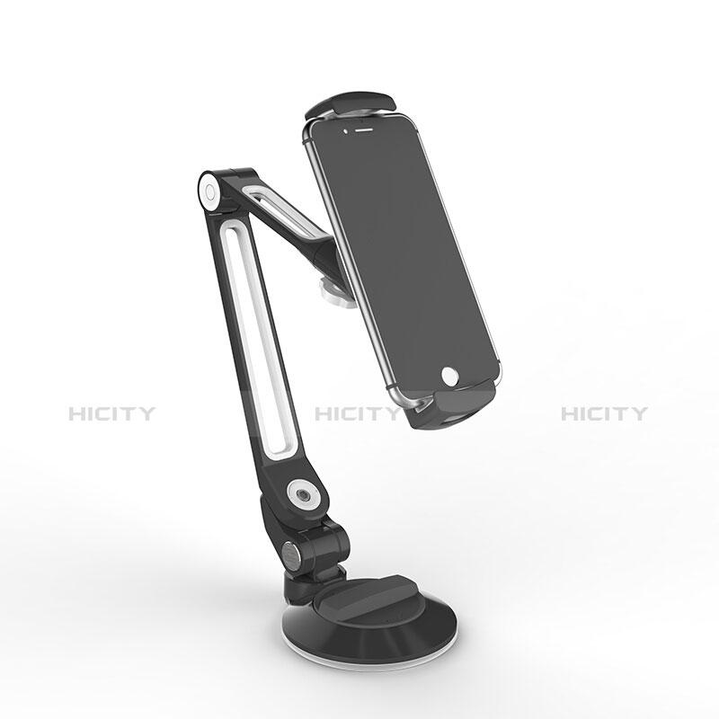 Support de Bureau Support Tablette Flexible Universel Pliable Rotatif 360 H12 pour Apple iPad New Air (2019) 10.5 Noir Plus