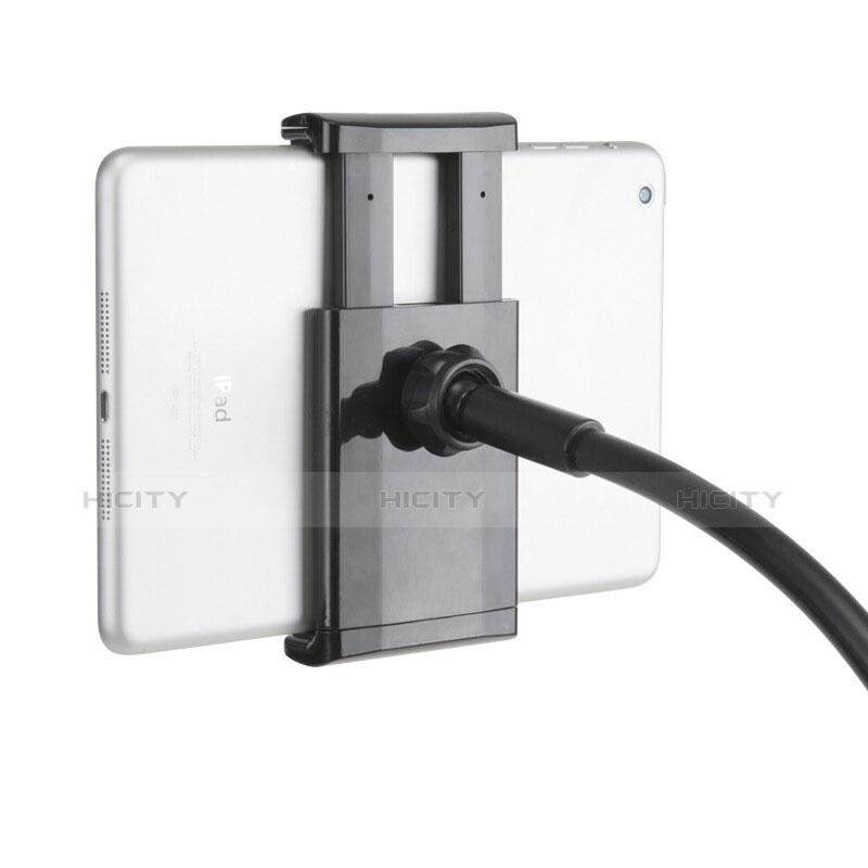 Support de Bureau Support Tablette Flexible Universel Pliable Rotatif 360 T31 pour Huawei MatePad 10.4 Noir Plus