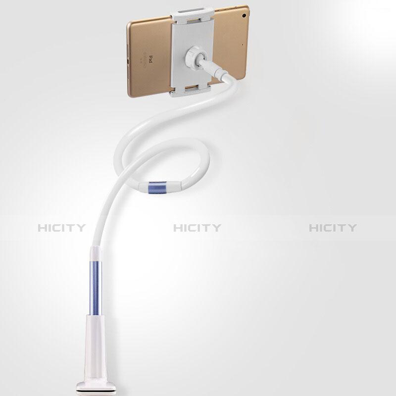 Support de Bureau Support Tablette Flexible Universel Pliable Rotatif 360 T33 pour Huawei MatePad 10.4 Bleu Ciel Plus
