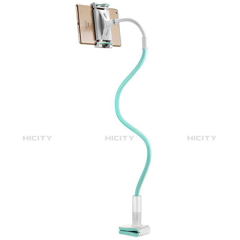 Support de Bureau Support Tablette Flexible Universel Pliable Rotatif 360 T34 pour Huawei MatePad 10.4 Vert Plus