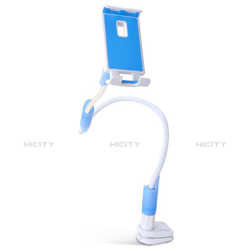 Support de Bureau Support Tablette Flexible Universel Pliable Rotatif 360 T41 pour Huawei MatePad 10.4 Bleu Ciel Plus