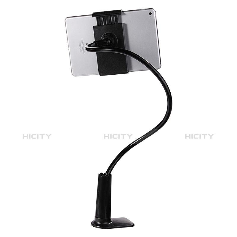 Support de Bureau Support Tablette Flexible Universel Pliable Rotatif 360 T42 pour Apple iPad New Air (2019) 10.5 Noir Plus