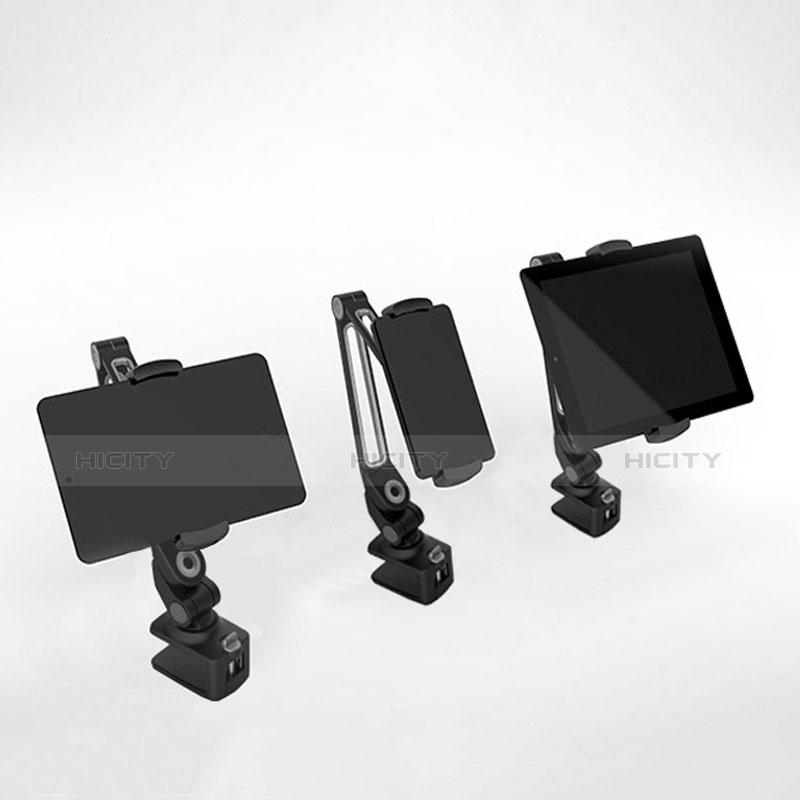 Support de Bureau Support Tablette Flexible Universel Pliable Rotatif 360 T43 pour Apple iPad New Air (2019) 10.5 Noir Plus
