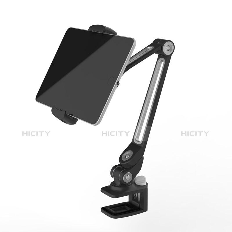 Support de Bureau Support Tablette Flexible Universel Pliable Rotatif 360 T43 pour Huawei MatePad 10.4 Noir Plus