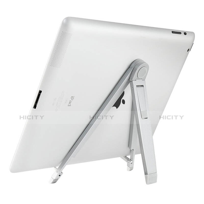 Support de Bureau Support Tablette Universel pour Huawei MatePad 10.4 Argent Plus