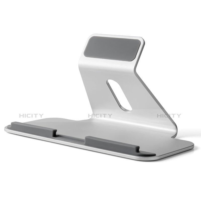Support de Bureau Support Tablette Universel T25 pour Huawei MatePad 10.4 Argent Plus
