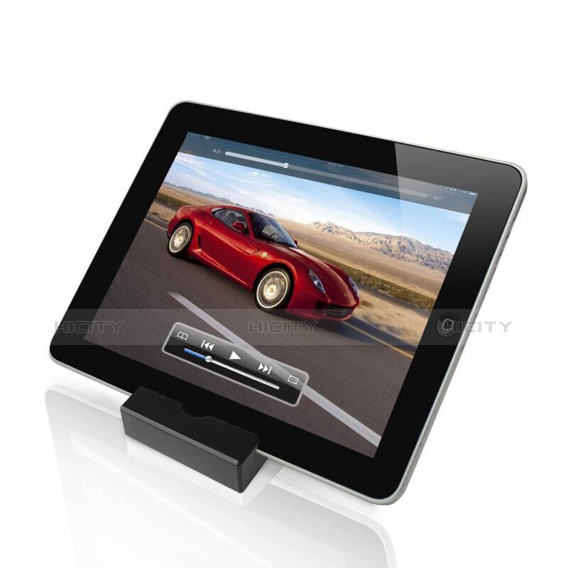 Support de Bureau Support Tablette Universel T26 pour Huawei MatePad 10.4 Noir Plus