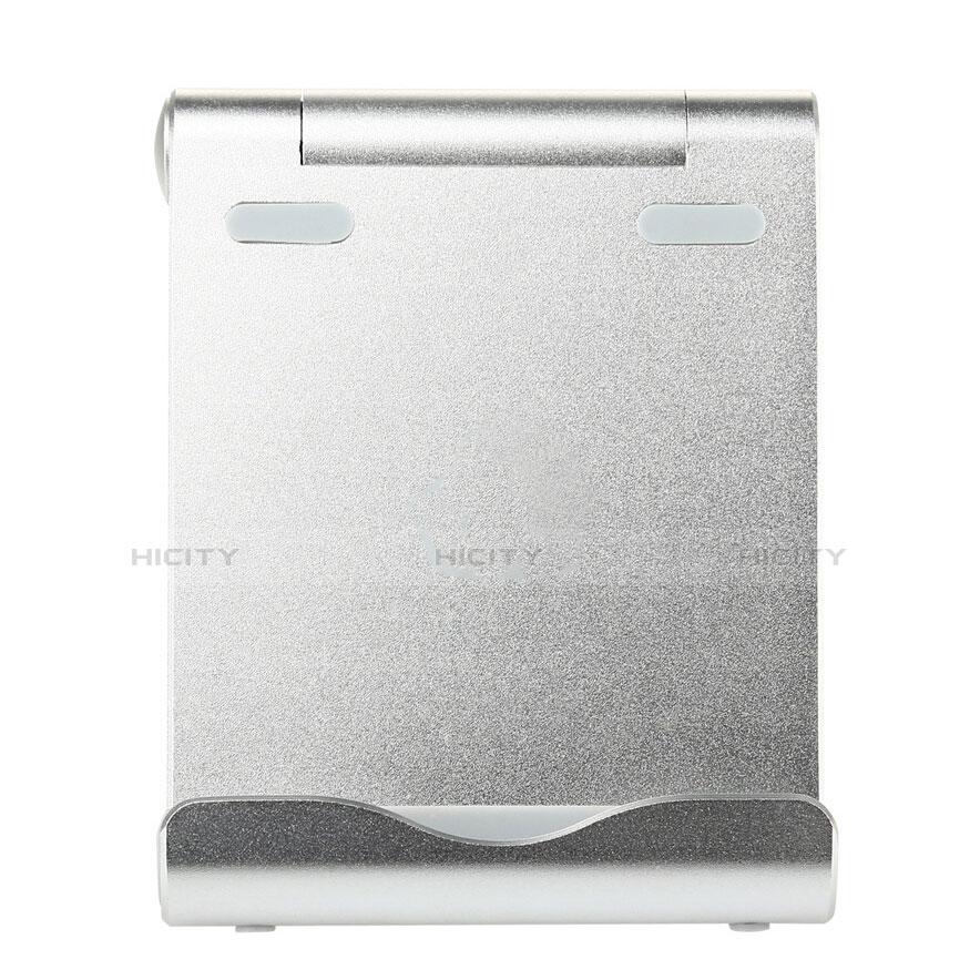 Support de Bureau Support Tablette Universel T27 pour Huawei MatePad 10.4 Argent Plus