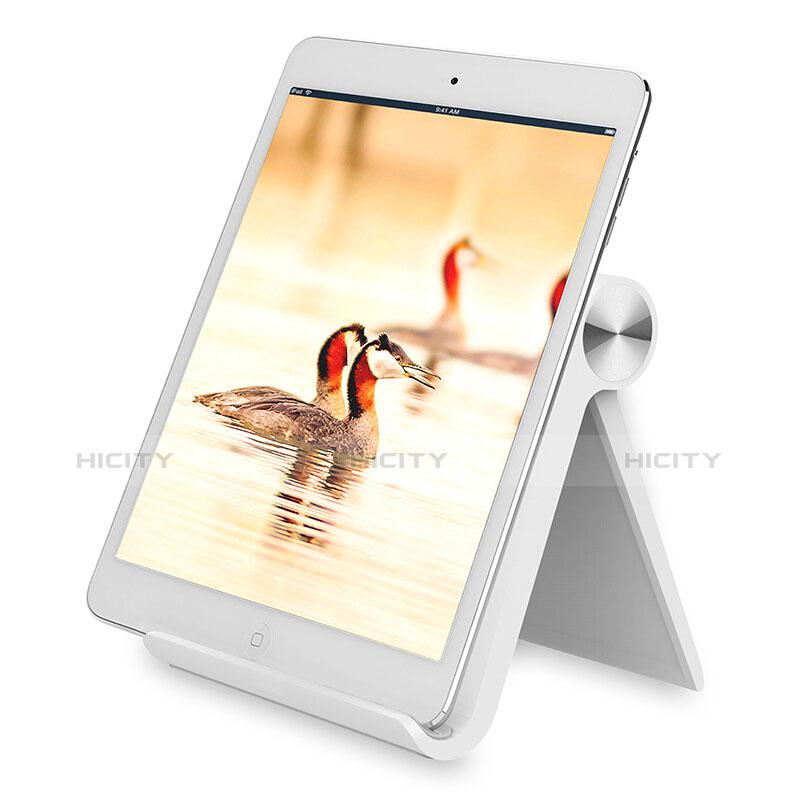 Support de Bureau Support Tablette Universel T28 pour Huawei MatePad 10.4 Blanc Plus