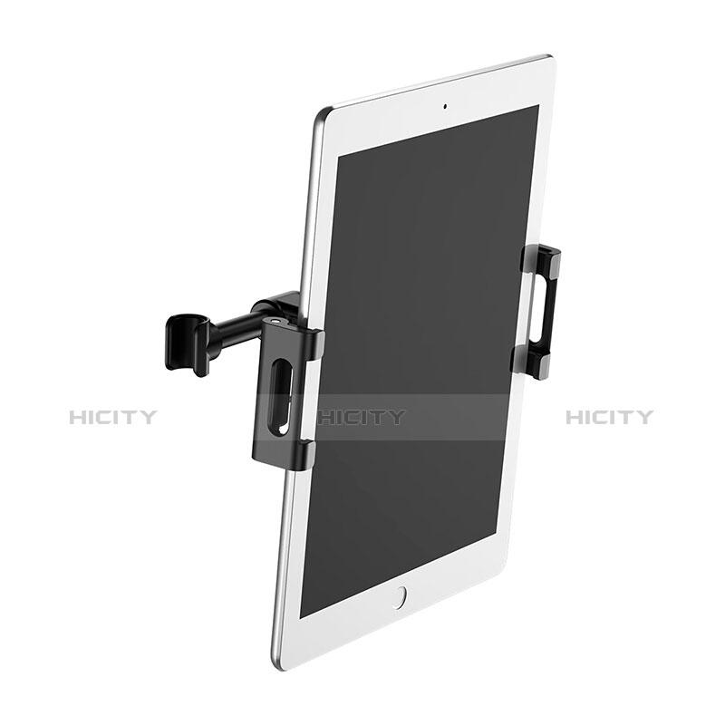 Support Tablette Universel Voiture Siege Arriere Pliable Rotatif 360 B01 pour Huawei MatePad 10.4 Noir Plus
