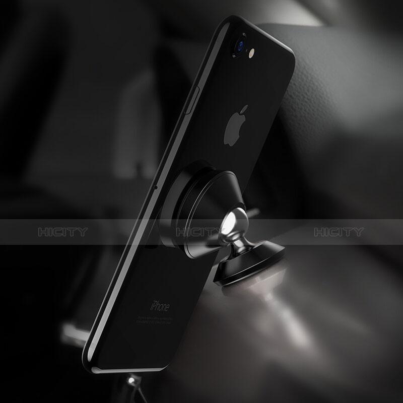 Support Telephone Voiture Magnetique Aimant Universel M28 Noir Plus