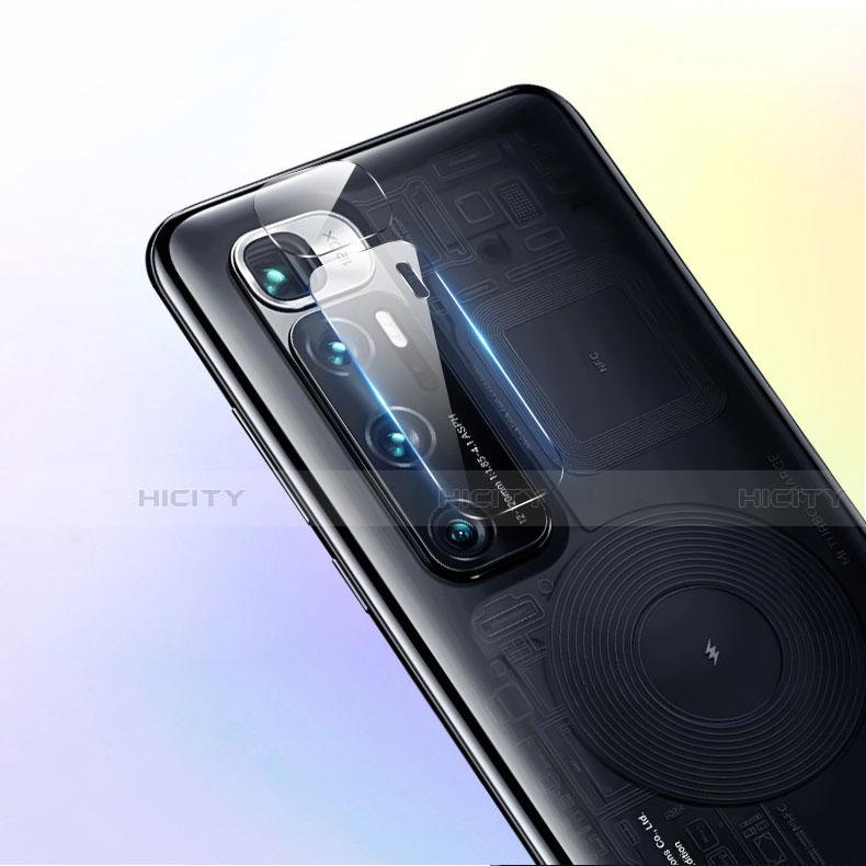 Verre Trempe Protecteur de Camera Protection C01 pour Xiaomi Mi 10 Ultra Clair Plus